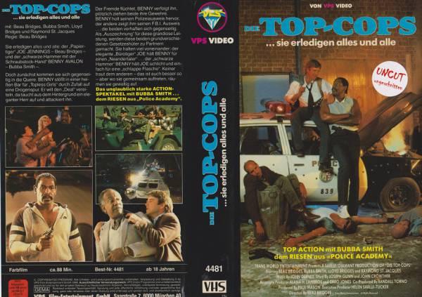 Top Cops, Die - Einleger