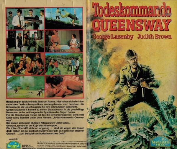 Todeskommando Queensway (Hartbox)