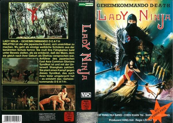 Geheimkommando Death - Lady Ninja