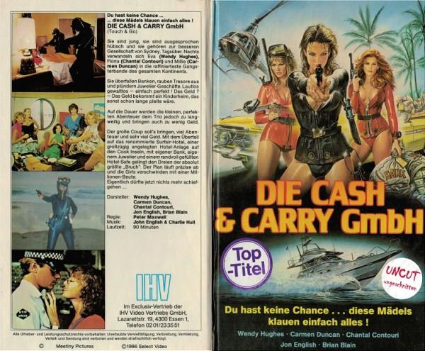 Cash & Carry GmbH, Die - Das Doppelleben dreier Damen (Hartbox)