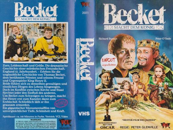 Becket - Macht dem König