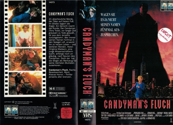 Candyman´s Fluch - unrated