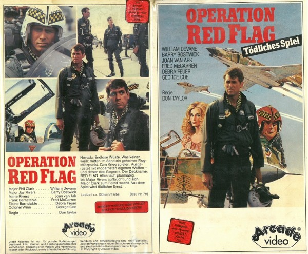 Operation Red Flag (Arcade)