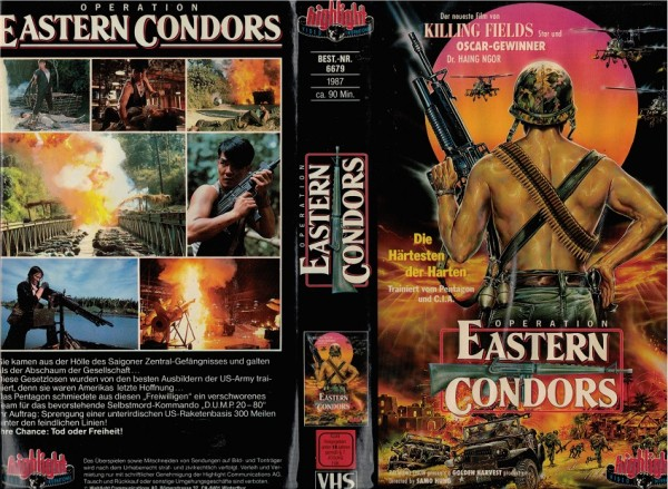 Operation Eastern Condors