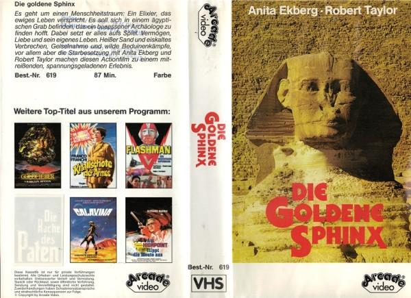 goldene Sphinx, Die