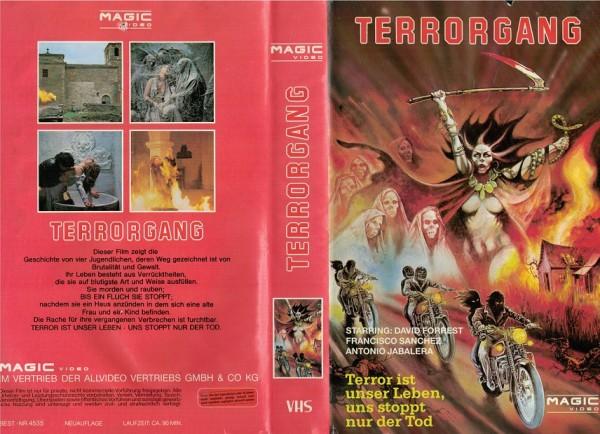 Terrorgang - Beyond terror