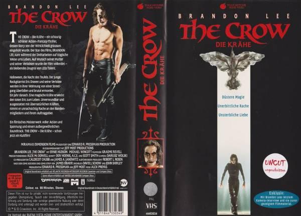Crow, The - Die Krähe