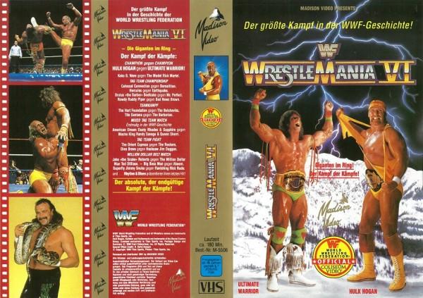 Wrestlemania 6 (WWF Wrestling)