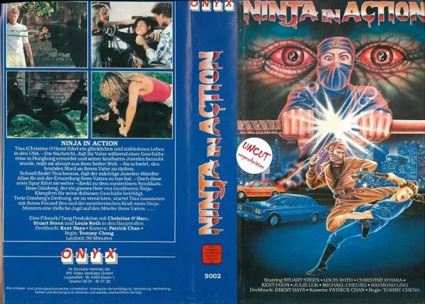 Ninja in Action (Einleger!)