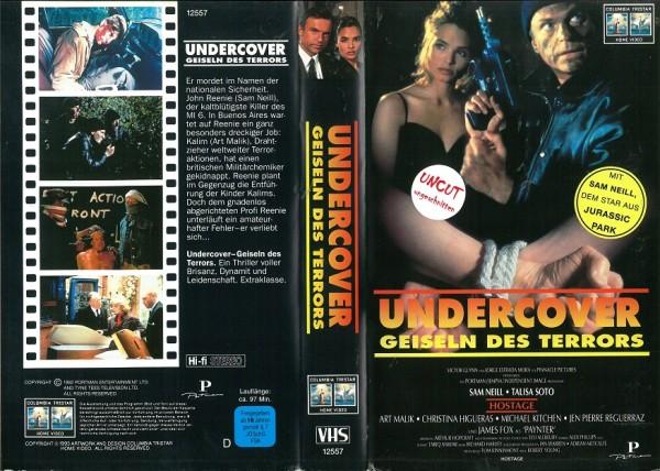 Undercover - Geiseln des Terrors
