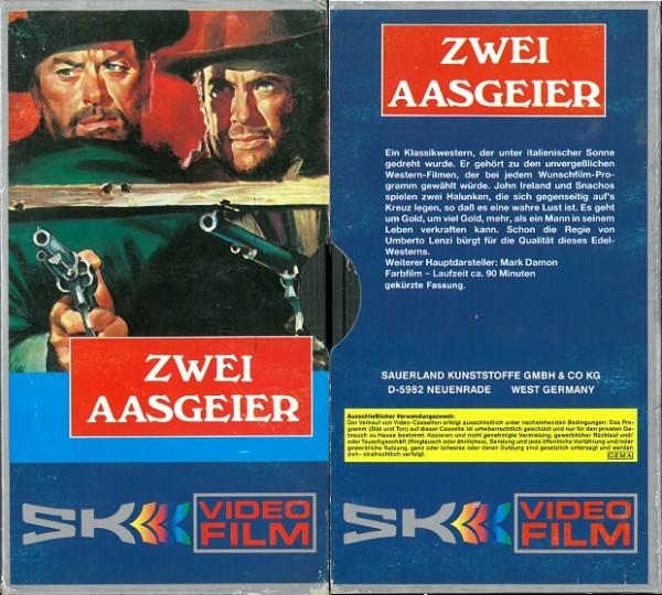 Zwei Aasgeier - 2 Aasgeier - Copper Face (SK Video)