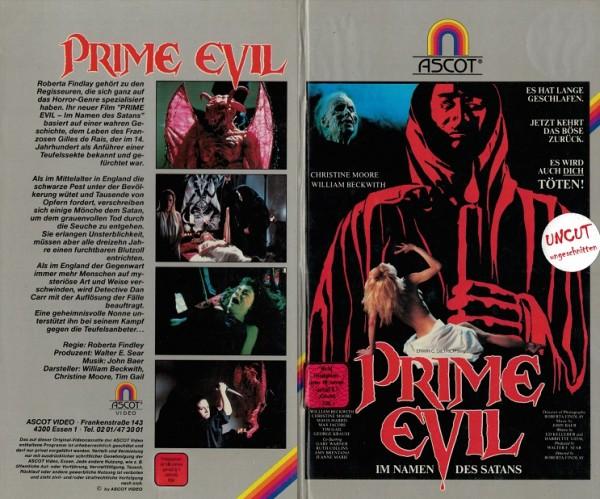 Prime Evil - Im Name des Satans (Hartbox)