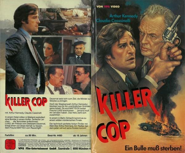 Killer Cop (Hartbox)