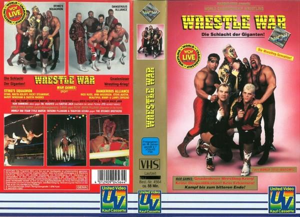 Wrestle War (WCW Wrestling)
