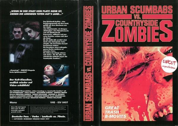 Urban Scumbags vs. Countyside Zombies (ISV Video)