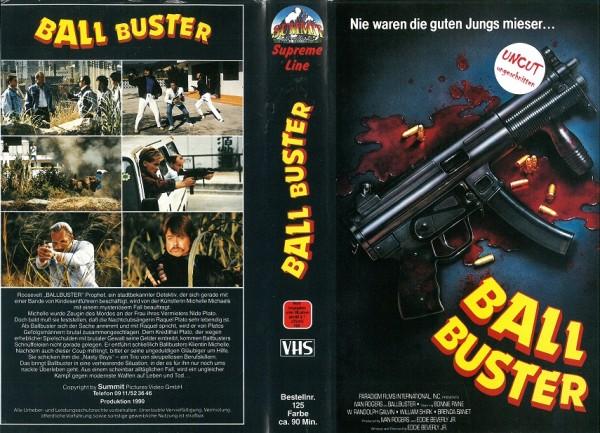 Ballbuster - Ball Buster