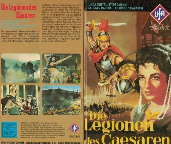 Legionen des Cäsaren (Hartbox)