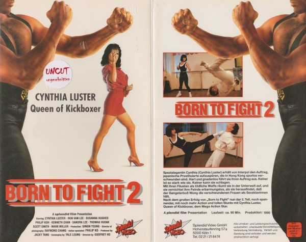 Born to fight 2 - Angel`s Mission - HB
