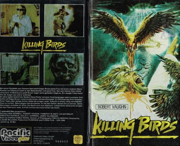 Killing Birds / Raptors (Hochglanzhartbox)