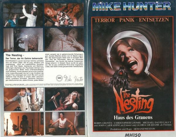 Nesting, The - Haus des Grauens (MH Softbox blau)