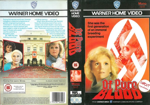 Of pure blood - Bluterbe (Warner Home Video UK Import)