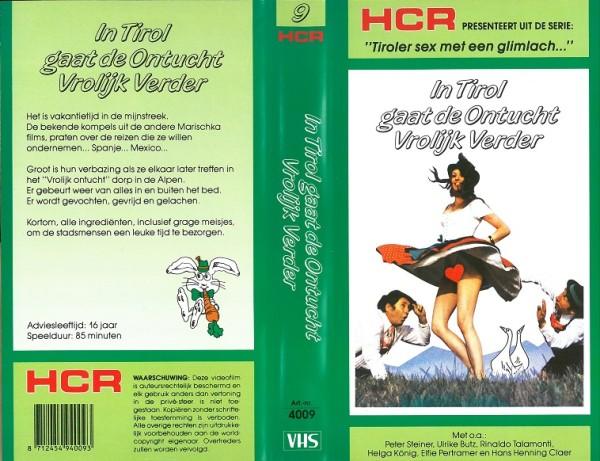 In Tirol gaat de Ontucht vrolijk Verder - Liebesgrüsse aus der Lederhose 2 - 2 Kumpel auf der Alm (HCR NL Import)