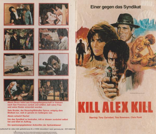 Kill Alex Kill (Hartbox)
