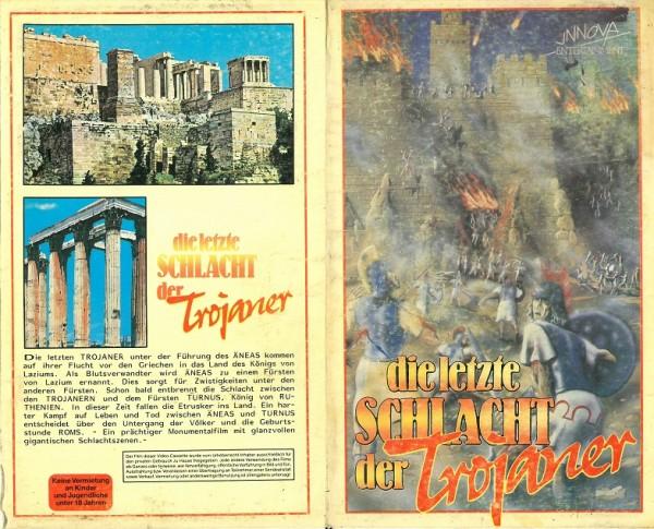 letzte Schlacht der Trojaner, Die - Äneas - Held von Troja (innova Entertainment)
