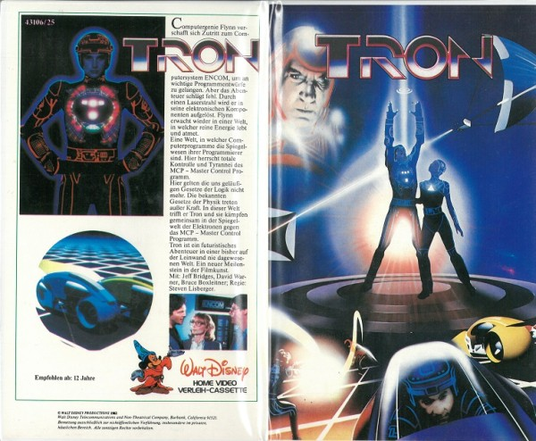 Tron (Walt Disney EA)