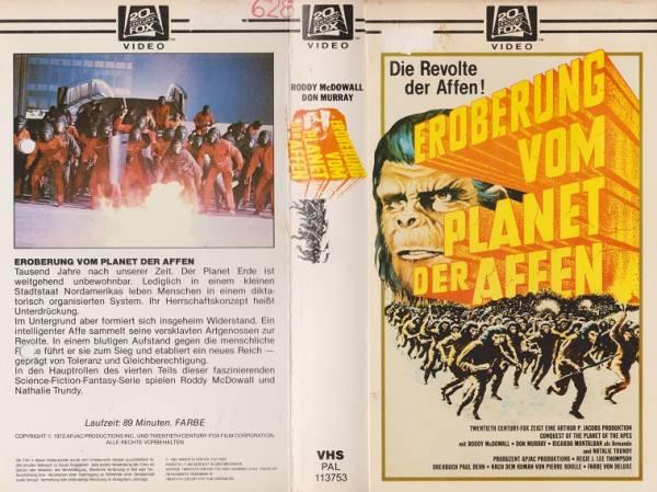 Eroberung vom Planet der Affen (EA)