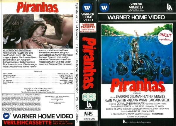 Piranhas (VL)