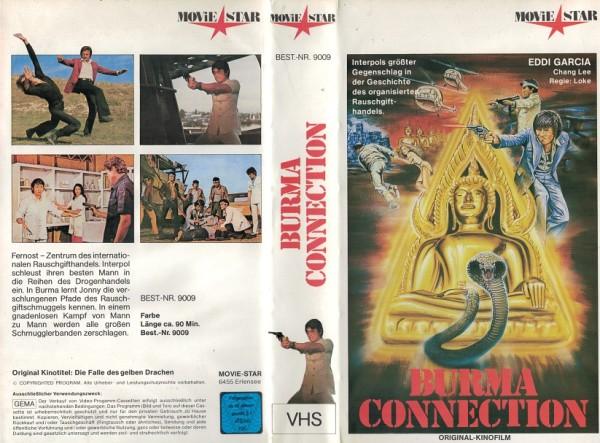 Burma Connection - Die Falle des gelben Drachen