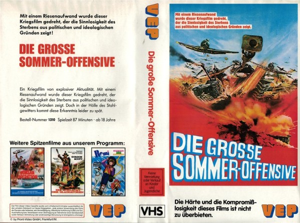 grosse Sommer-Offensive, Die (VEP Video)