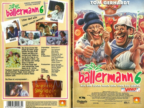 Ballermann 6 (Hartbox)