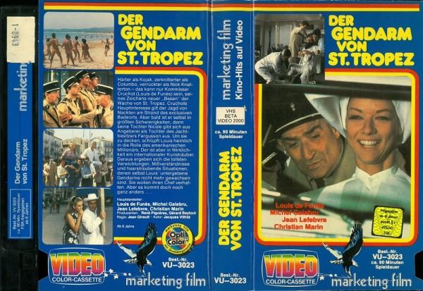 Gendarm von St. Tropez, Der (Marketing Verleih)
