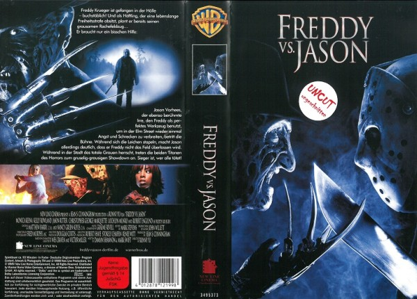 Freddy vs. Jason (VK)