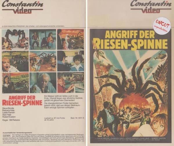 Angriff der Riesen-Spinne