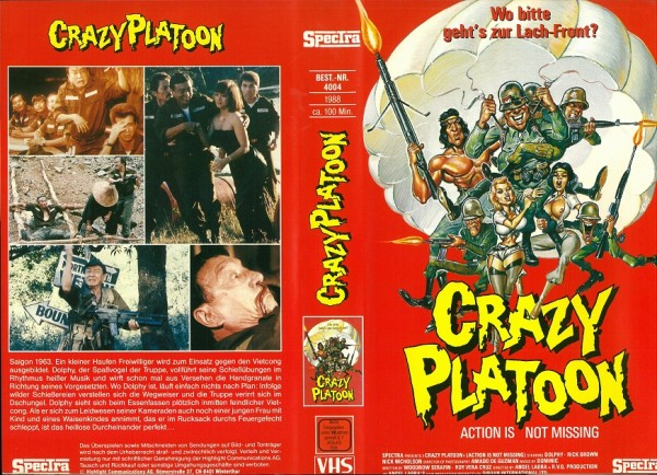 Crazy Platoon - Action is not missing (Spectra Video)