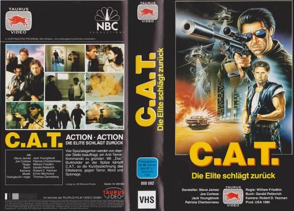 C.A.T. 2 - Die Elite schlägt zurück
