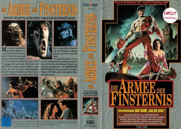 Armee der Finsternis, Die - Army of Darkness