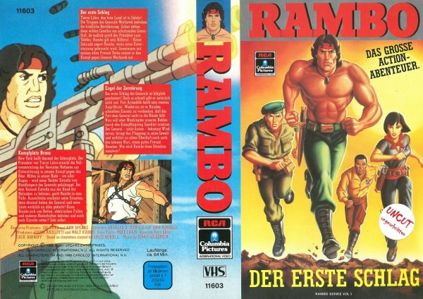 Rambo - Der erste Schlag (TV Serie)