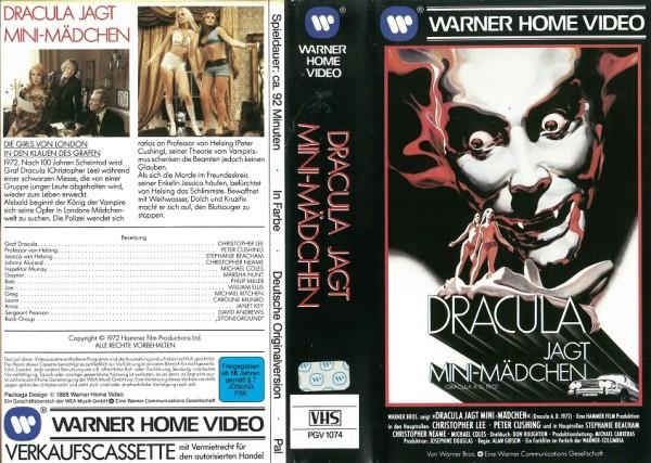 Dracula jagt Mini-Mädchen (VK EA)