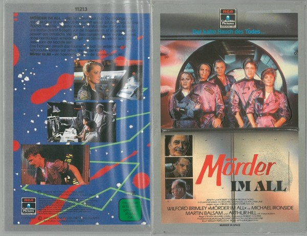Mörder im All - Murder in Space (RCA 3D Hartbox)