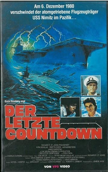 letzte Countdown, Der (NEU, OVP)