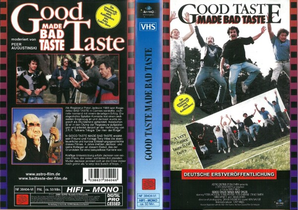 Good Taste Made Bad Taste (Astro)