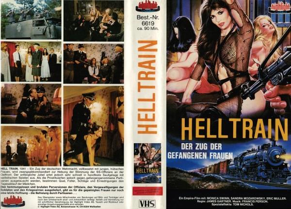 Helltrain - Der Zug der gefangenen Frauen (Hell Train)