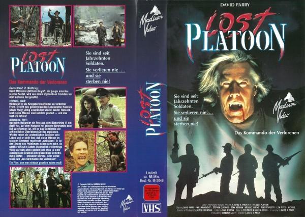 Lost Platoon - Das Kommando der Verlorenen