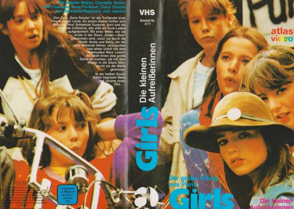 Girls - Die kleinen Aufreißerinnen