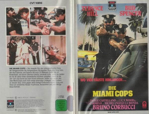Miami Cops - Wo vier Fäuste hinlangen (Hartbox)