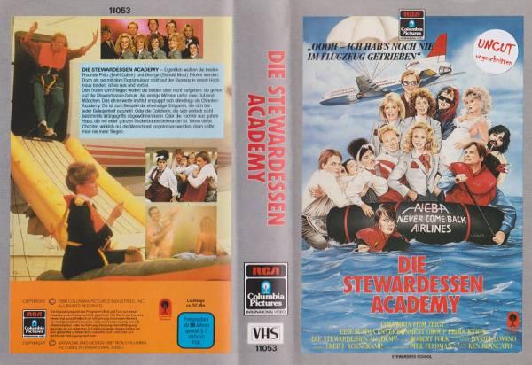 Stewardessen Academy, Die